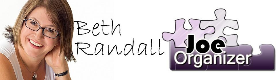 Beth Randall Joe Organizer Professional Organizer Professional Inspirational Speaker Plainfield Illinois